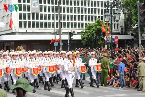 Meeting marks Vietnam's 70th National Day - ảnh 5
