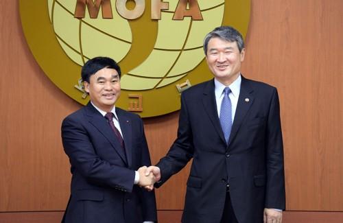 4th Vietnam-RoK Deputy Foreign Minister-level dialogue - ảnh 1