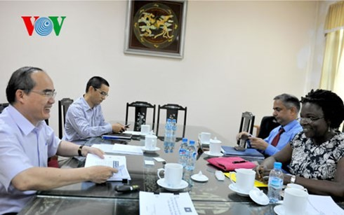 WB to help Vietnam build population report - ảnh 1