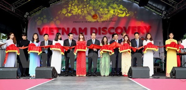Vietnam Discovery Festival opens in the UK - ảnh 1