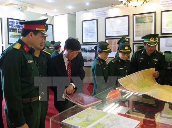 Exhibition on evidence of Vietnam's maritime sovereignty opens in Bac Lieu - ảnh 1