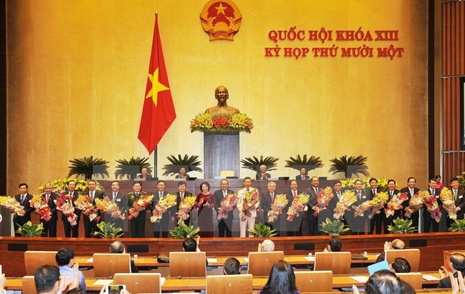NA deputies and voters believe in the new government - ảnh 1