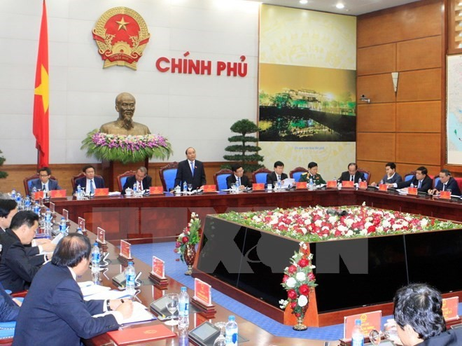 Prime Minister chairs first meeting of newly-elected government - ảnh 1