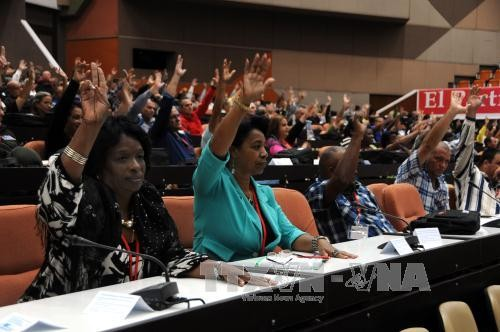 Cuba's 7th Party Congress approves important documents - ảnh 1