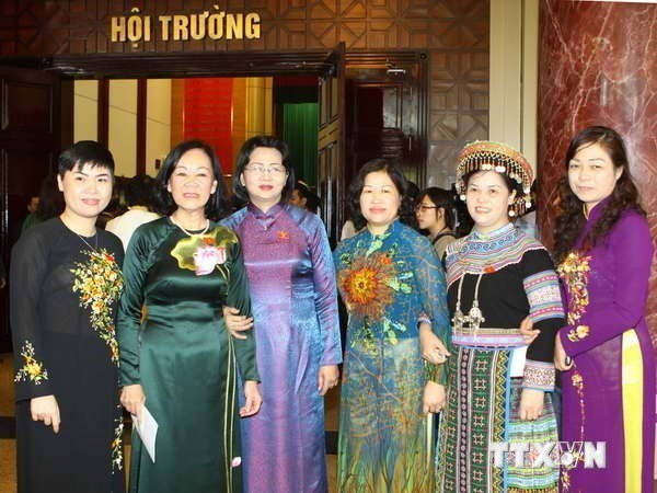Communication increases women's role in National Assembly and People's Councils - ảnh 1