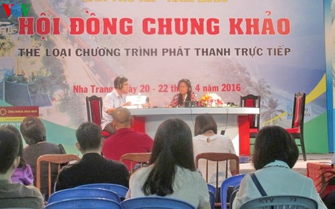 12th National Radio Broadcasting Festival opens - ảnh 1