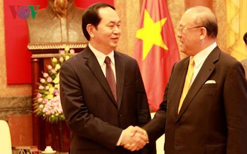 Vietnam values relations with Japan - ảnh 1