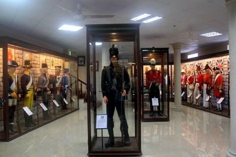 Worldwide Arms Museum opened in Ba Ria-Vung Tau - ảnh 1