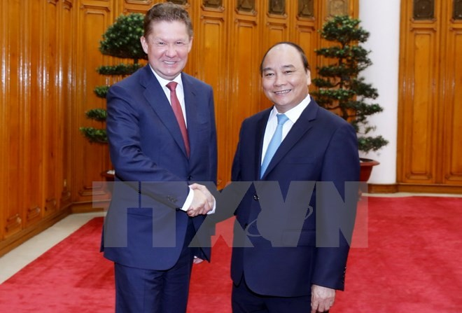 PM promises business support for Goldman Sachs - ảnh 1