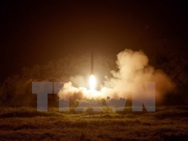 Tensions on the Korean peninsula continue - ảnh 1