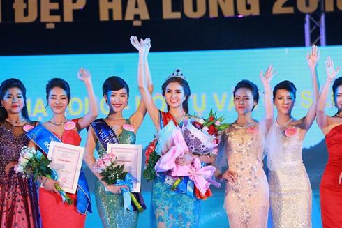 Final round of Miss Ha Long 2016 - ảnh 1