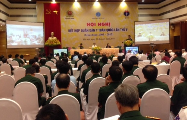 5th National Military-Civil Medical Conference opens - ảnh 1