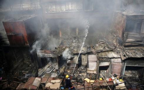 越南就印度发生火灾致以慰问 - ảnh 1