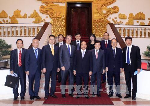 WTO总干事阿泽维多:将在越南融入国际经济进程中提供支持 - ảnh 1