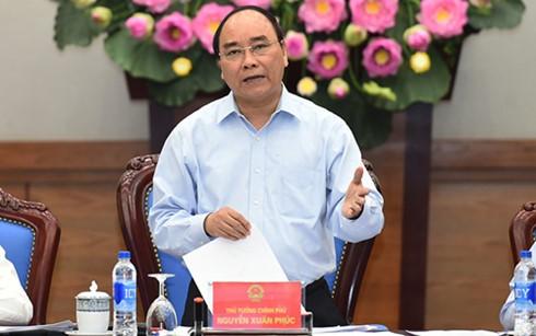 阮春福:整个政治体系要参与保障食品卫生安全 - ảnh 1