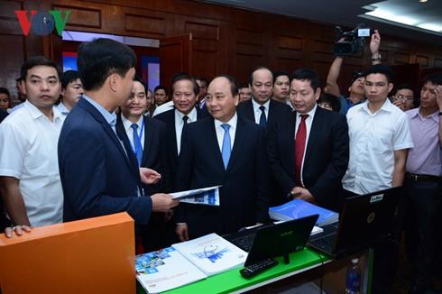 越南力争成为向世界数字经济提供高素质人力资源的中心    - ảnh 1