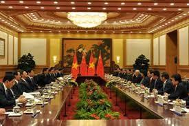 阮富仲会见中国人民政治协商会议全国委员会主席俞正声 - ảnh 1