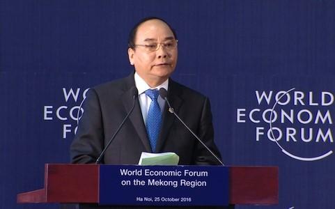 越南出席世界经济论坛 - ảnh 1