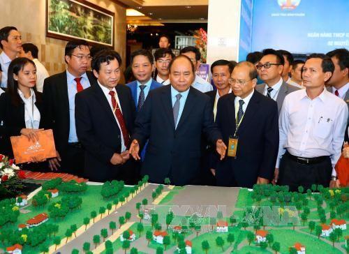 平顺省将建成越南清洁能源中心 - ảnh 1