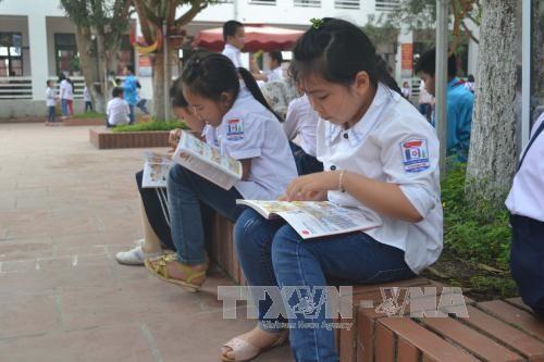 4·21越南图书日:促进阅读文化 面向建设学习型社会 - ảnh 1