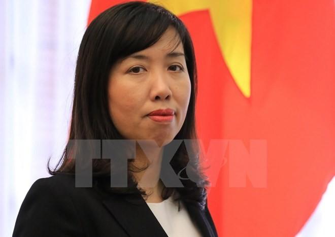 越南坚决反对各项侵犯主权的活动 - ảnh 1