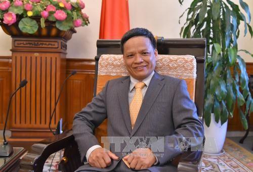 越南代表首次出席联合国国际法委员会会议 - ảnh 1