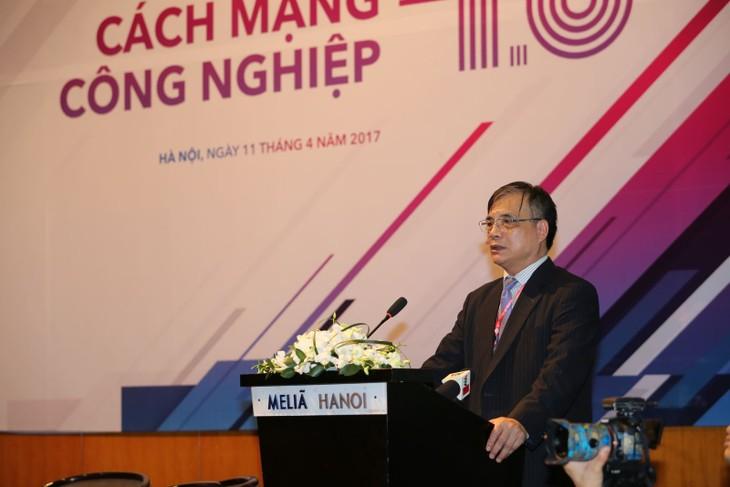 第4次工业革命——越南的机遇和挑战 - ảnh 1