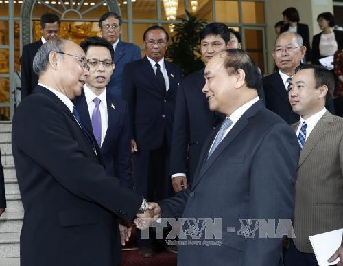 越南一向重视与缅甸的所有领域合作 - ảnh 1