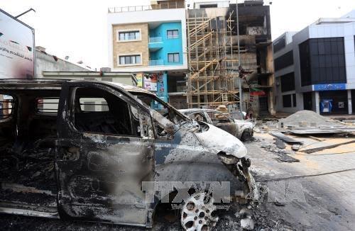 利比亚:的黎波里爆发冲突 150多人死伤 - ảnh 1
