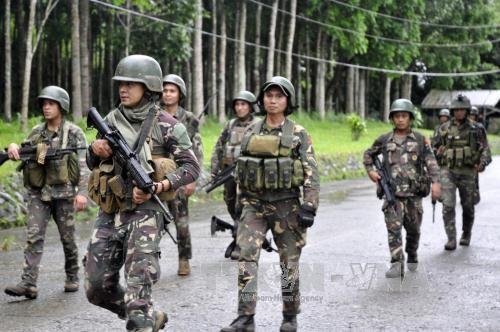 菲律宾总统杜特尔特呼吁武装分子与政府谈判 - ảnh 1
