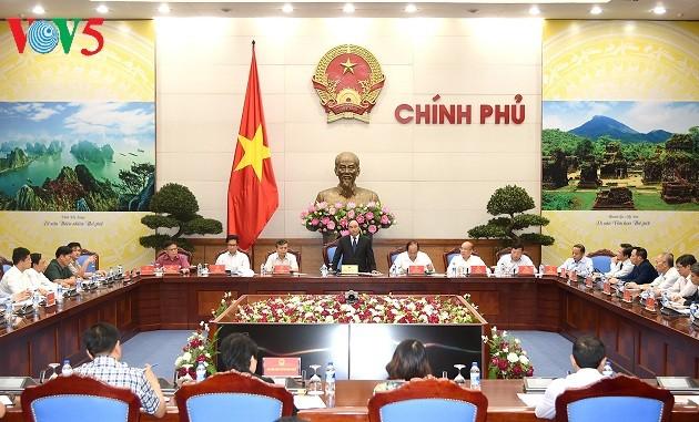 越南政府继续推动行政手续改革 - ảnh 1