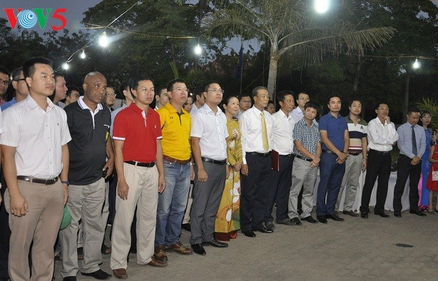 越南驻外机构举行活动庆祝9·2国庆 - ảnh 1