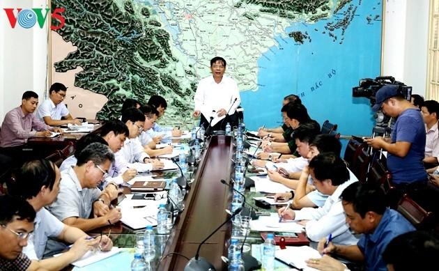 """越南主动跟踪和应对多年来最强台风""""杜苏芮"""" - ảnh 1"""