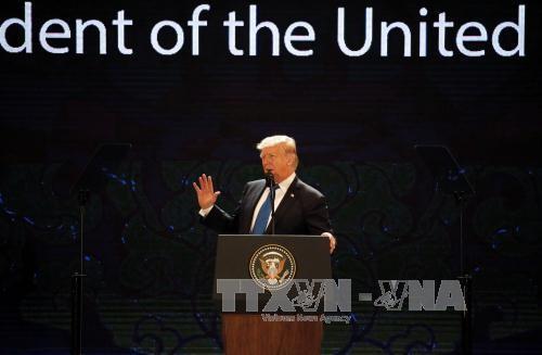 越南和美国正走上良好合作道路 - ảnh 1