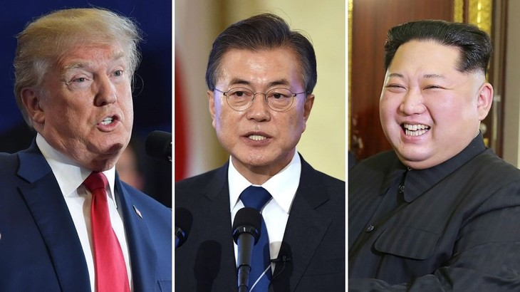 한국, 미국 – 조선인민민주공화국 간 중개자 역할 희망 - ảnh 1