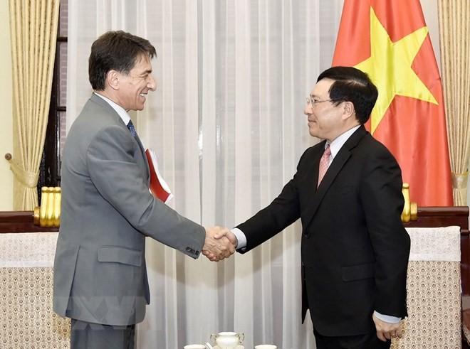 베트남과 그리스간 무역 매출액 증가를 위한 협력 - ảnh 1