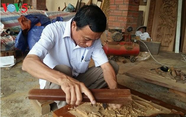 Chang Son: le village des menuisiers aux mains d'or - ảnh 1