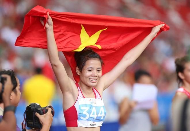 """L'athlétisme – la """"mine d'or"""" des sports vietnamiens - ảnh 1"""