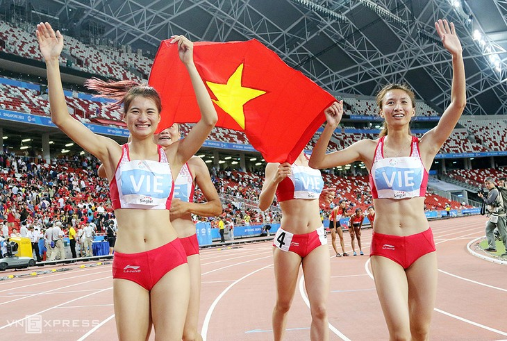 """L'athlétisme – la """"mine d'or"""" des sports vietnamiens - ảnh 3"""