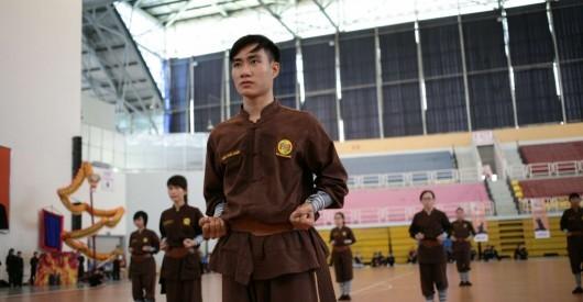 Ouverture du 26ème championnat national des arts martiaux - ảnh 1
