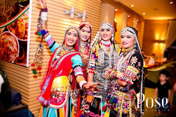 Festival culturel d'Inde - ảnh 1