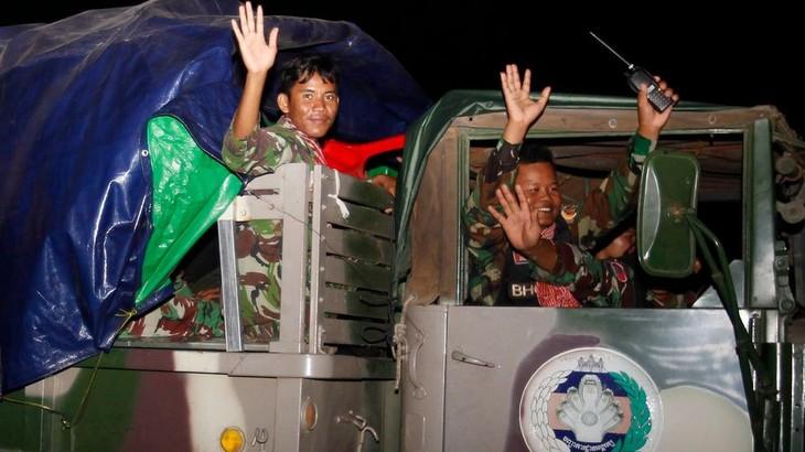 Le Laos et le Cambodge assurent avoir réglé leur différend frontalier - ảnh 1