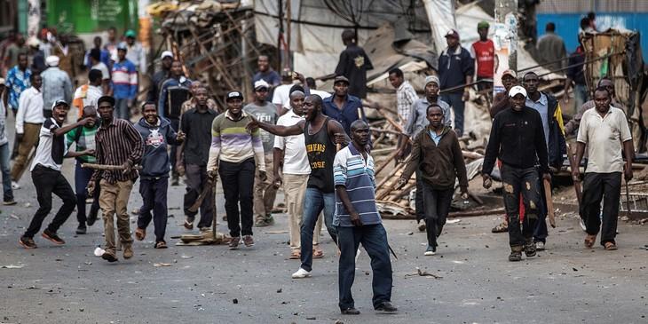 Kenya : violents affrontements entre groupes kikuyu et luo à Nairobi - ảnh 1