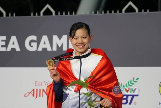 SEA Games 29 - 3ème jour: huit médailles d'or pour le Vietnam - ảnh 1