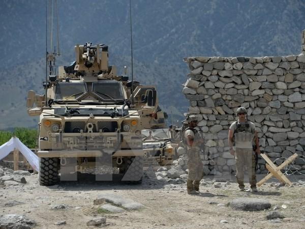 Le chef de l'ONU espère trouver une solution politique en Afghanistan - ảnh 1