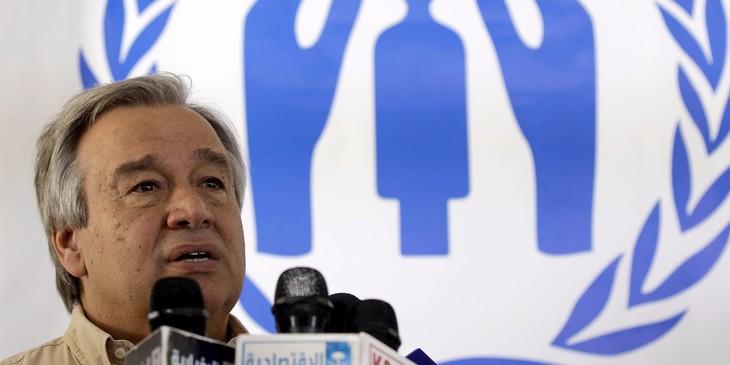 """Le secrétaire général de l'ONU """"très inquiet"""" de la situation en Corée - ảnh 1"""