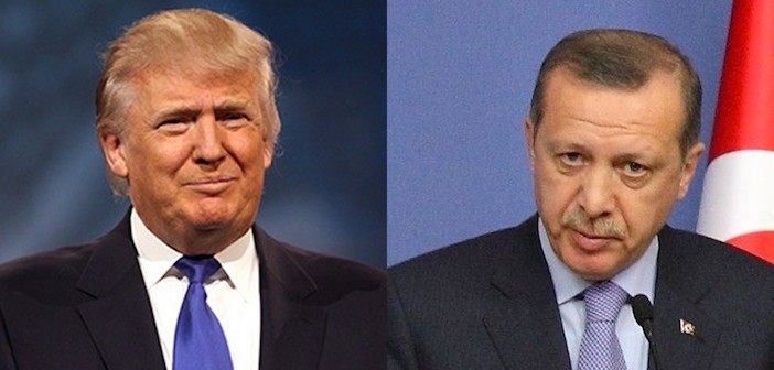 """Conversation entre Donald Trump et Recep Tayyip Erdogan sur la """"stabilité régionale"""" - ảnh 1"""
