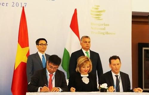 Forum d'entreprises Vietnam-Hongrie - ảnh 1