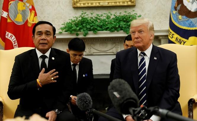 Mer Orientale: Washington et Bangkok appellent à une résolution pacifique des litiges - ảnh 1