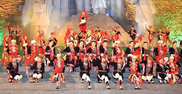 La première fête des Dao du Vietnam  - ảnh 2
